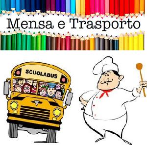 Iscrizione servizio mensa e trasporto scolastico a.s. 2018/2019
